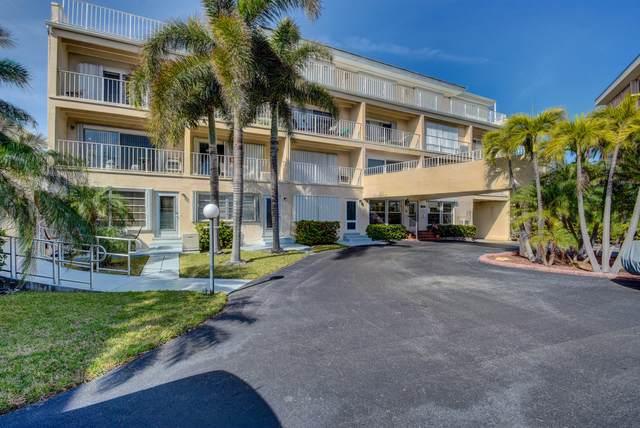 4001 S Ocean Boulevard #304, South Palm Beach, FL 33480 (#RX-10712870) :: Posh Properties