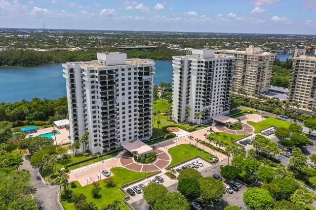2001 N Ocean Boulevard #1005, Boca Raton, FL 33431 (#RX-10712879) :: IvaniaHomes | Keller Williams Reserve Palm Beach