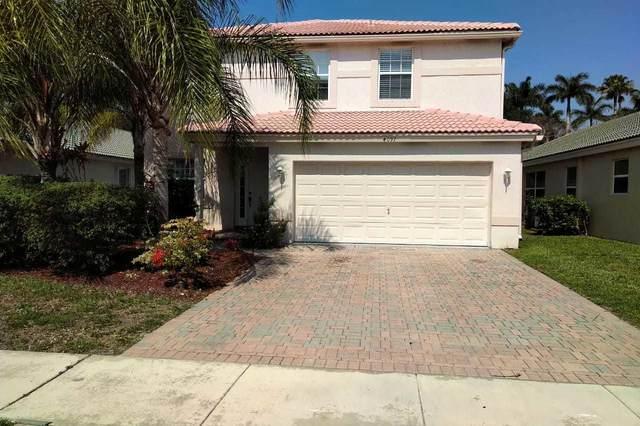 4097 E Bluff Harbor Way E, Wellington, FL 33449 (MLS #RX-10712880) :: Berkshire Hathaway HomeServices EWM Realty