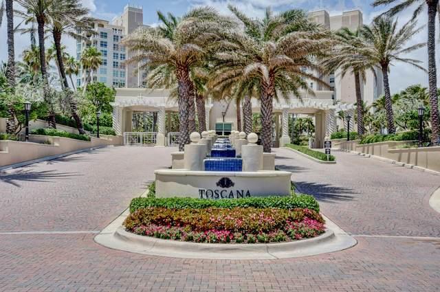 3720 S Ocean Boulevard #403, Highland Beach, FL 33487 (MLS #RX-10712891) :: Berkshire Hathaway HomeServices EWM Realty