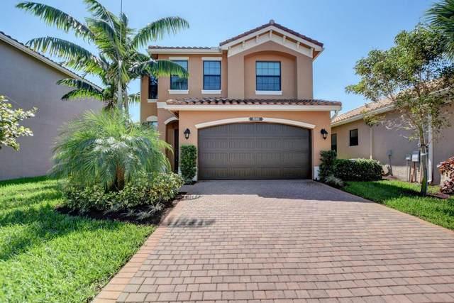 8080 Rainforest Jasper Lane, Delray Beach, FL 33446 (#RX-10712916) :: Michael Kaufman Real Estate