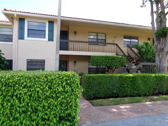 29 Southport Lane F, Boynton Beach, FL 33436 (#RX-10712978) :: Ryan Jennings Group