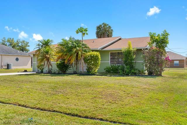 1271 SW Heather Street, Port Saint Lucie, FL 34983 (#RX-10713025) :: Michael Kaufman Real Estate
