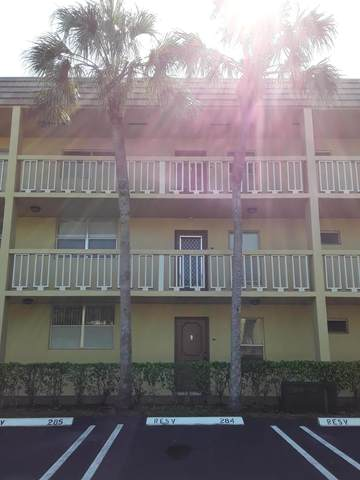6050 NW 64th Avenue #104, Tamarac, FL 33319 (#RX-10713034) :: DO Homes Group
