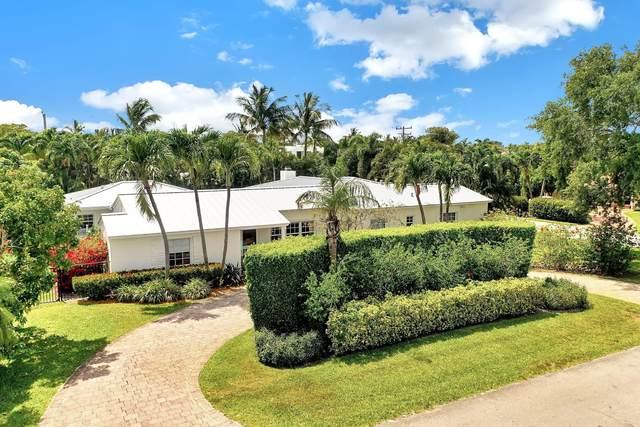 302 NW 11th Street, Delray Beach, FL 33444 (#RX-10713057) :: Posh Properties