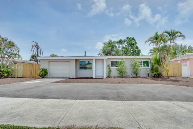 3630 NE 13th Avenue, Pompano Beach, FL 33064 (#RX-10713093) :: Michael Kaufman Real Estate