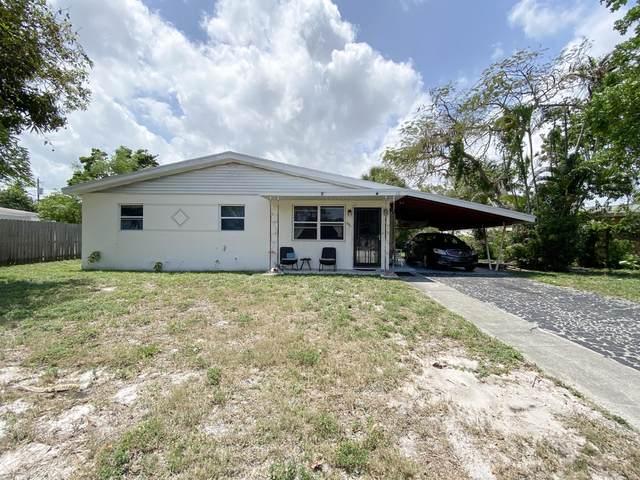 1021 S 14th Court, Lantana, FL 33462 (#RX-10713104) :: Michael Kaufman Real Estate