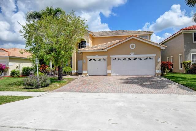 22057 Palm Grass Drive, Boca Raton, FL 33428 (#RX-10713121) :: Michael Kaufman Real Estate