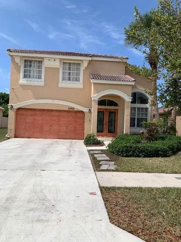 6368 Branchwood Drive, Lake Worth, FL 33467 (#RX-10713134) :: Treasure Property Group