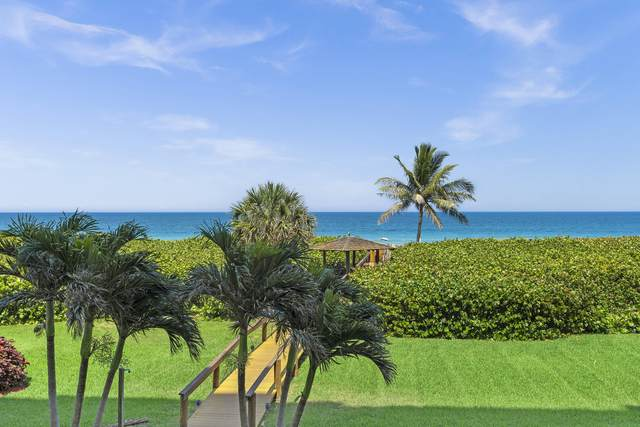 3200 N Highway A1a #205, Hutchinson Island, FL 34949 (#RX-10713137) :: Real Treasure Coast