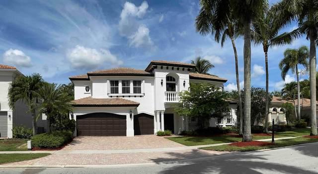 15999 Laurel Creek Drive, Delray Beach, FL 33446 (#RX-10713155) :: Michael Kaufman Real Estate