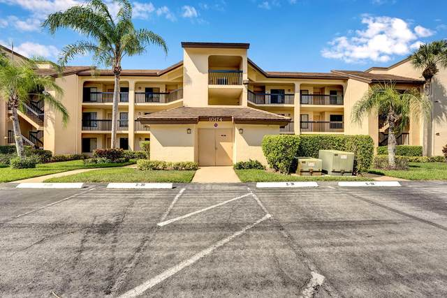10174 Mangrove Drive #105, Boynton Beach, FL 33437 (#RX-10713164) :: Ryan Jennings Group