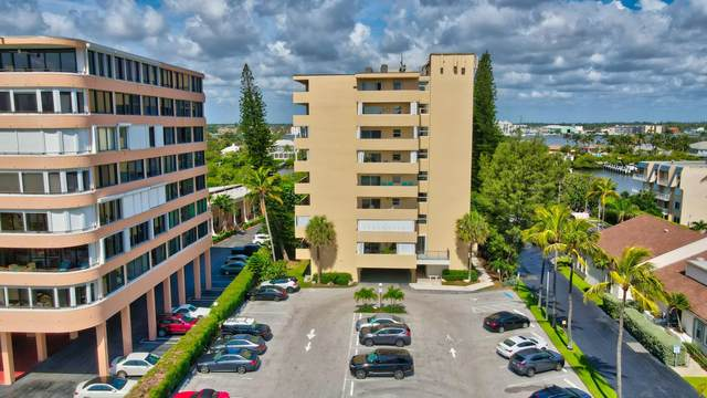 3581 S Ocean Boulevard 9D, South Palm Beach, FL 33480 (#RX-10713170) :: Baron Real Estate