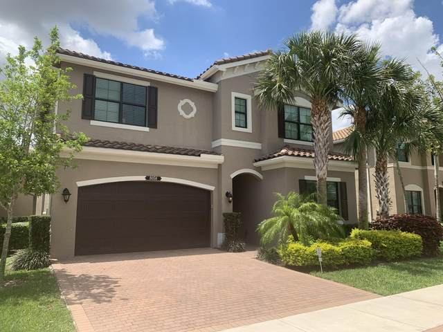 8058 Green Tourmaline Ter Terrace, Delray Beach, FL 33446 (#RX-10713176) :: Michael Kaufman Real Estate