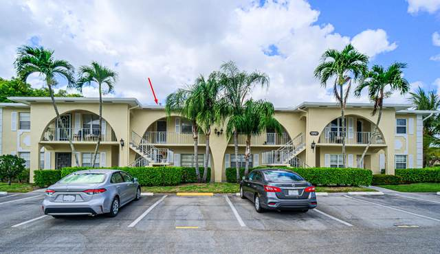13767 Flora Place F, Delray Beach, FL 33484 (#RX-10713182) :: The Rizzuto Woodman Team