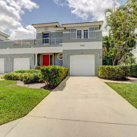10148 Andover Coach Circle A2, Lake Worth, FL 33449 (#RX-10713187) :: Ryan Jennings Group