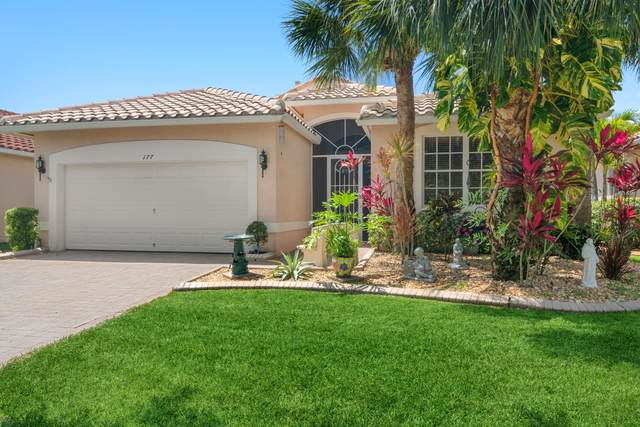 177 NW Lawton Road, Port Saint Lucie, FL 34986 (#RX-10713197) :: Real Treasure Coast