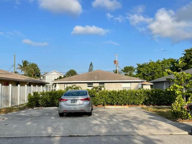909 S N Street, Lake Worth Beach, FL 33460 (MLS #RX-10713202) :: Berkshire Hathaway HomeServices EWM Realty