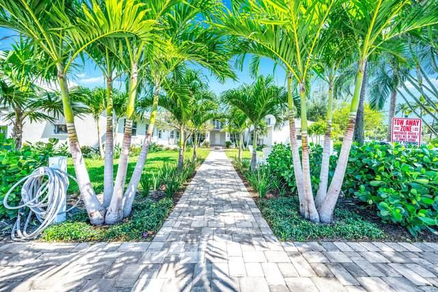 1025 Casuarina Road #4, Delray Beach, FL 33483 (#RX-10713206) :: The Power of 2 | Century 21 Tenace Realty