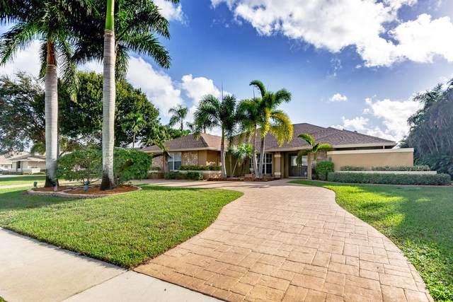 1400 Wood Row Way, Wellington, FL 33414 (MLS #RX-10713208) :: Castelli Real Estate Services