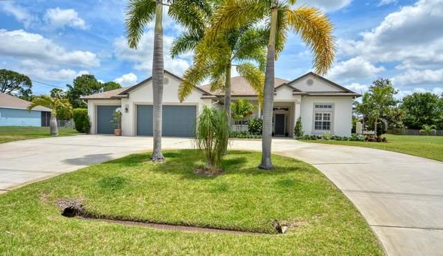 3341 SW Hill Street, Port Saint Lucie, FL 34953 (#RX-10713246) :: Michael Kaufman Real Estate
