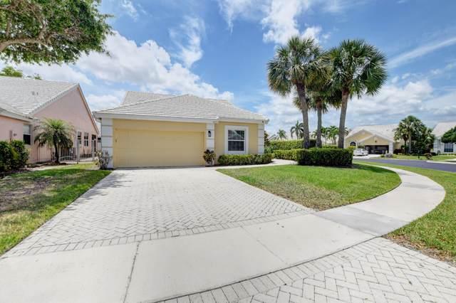 8253 Horseshoe Bay Road, Boynton Beach, FL 33472 (#RX-10713251) :: Michael Kaufman Real Estate