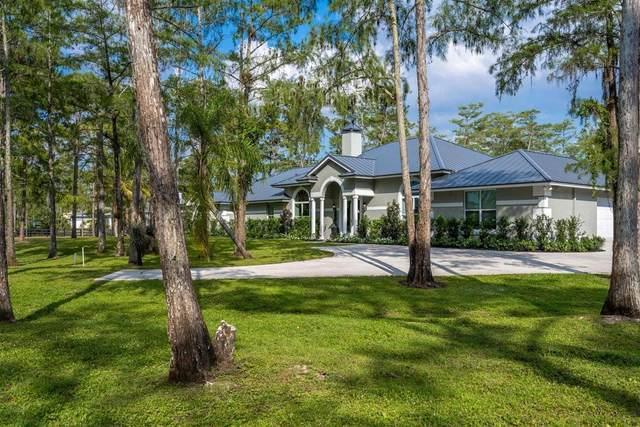 11230 Alligator Trail, Lake Worth, FL 33449 (#RX-10713287) :: Michael Kaufman Real Estate
