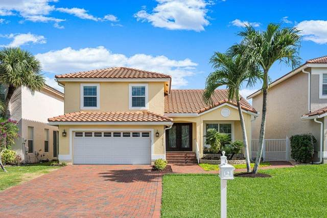 18328 Fresh Lake Way, Boca Raton, FL 33498 (#RX-10713316) :: Posh Properties