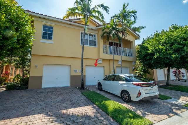 3208 Mirella Drive, Riviera Beach, FL 33404 (MLS #RX-10713320) :: United Realty Group