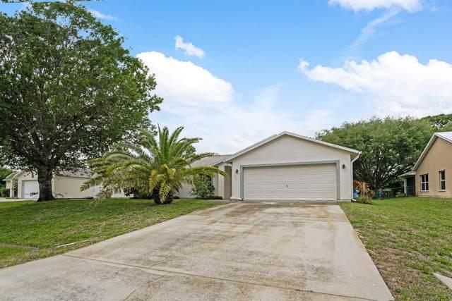 717 Rosebush Terrace, Sebastian, FL 32958 (MLS #RX-10713339) :: Berkshire Hathaway HomeServices EWM Realty