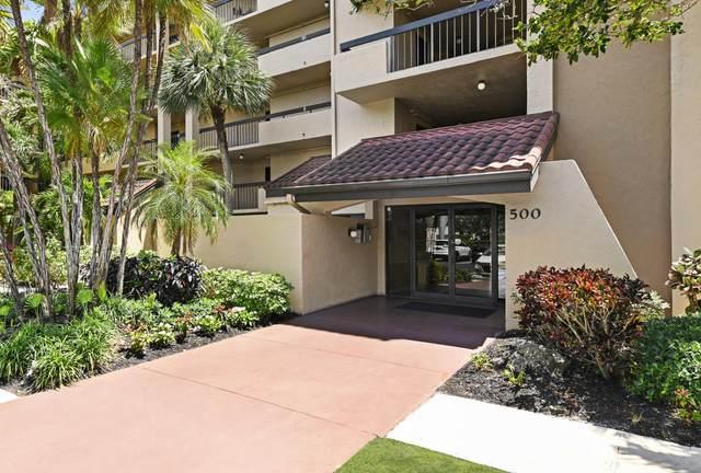 500 Egret Circle #8507, Delray Beach, FL 33444 (#RX-10713384) :: The Rizzuto Woodman Team