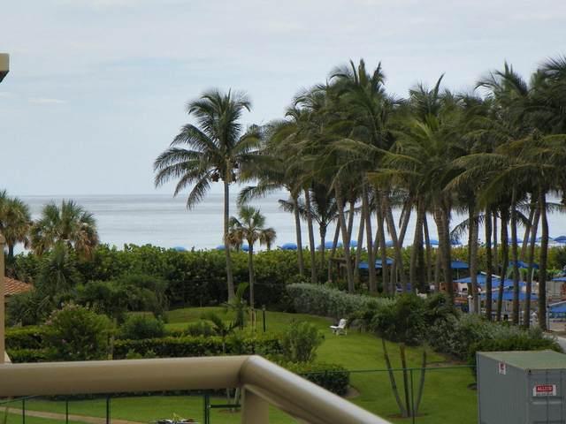 3400 N Ocean Drive #306, Riviera Beach, FL 33404 (#RX-10713408) :: Signature International Real Estate