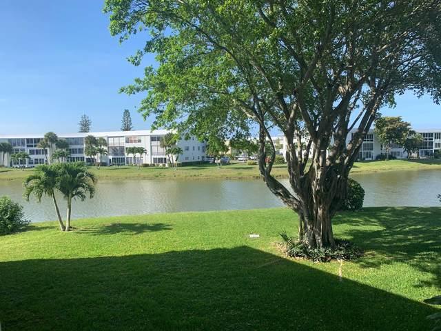 214 Wellington L, West Palm Beach, FL 33417 (#RX-10713463) :: Michael Kaufman Real Estate