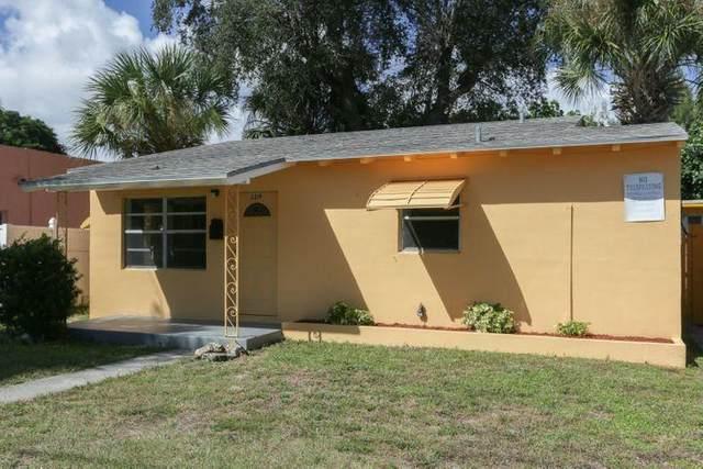 3219 Windsor Avenue, West Palm Beach, FL 33407 (MLS #RX-10713475) :: Berkshire Hathaway HomeServices EWM Realty