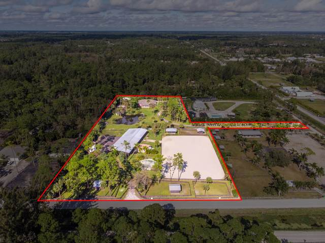 775 F Road, Loxahatchee Groves, FL 33470 (MLS #RX-10713513) :: Berkshire Hathaway HomeServices EWM Realty