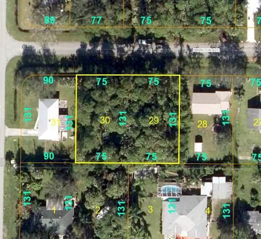 8003 Hamilton Avenue, Fort Pierce, FL 34951 (#RX-10713544) :: Real Treasure Coast