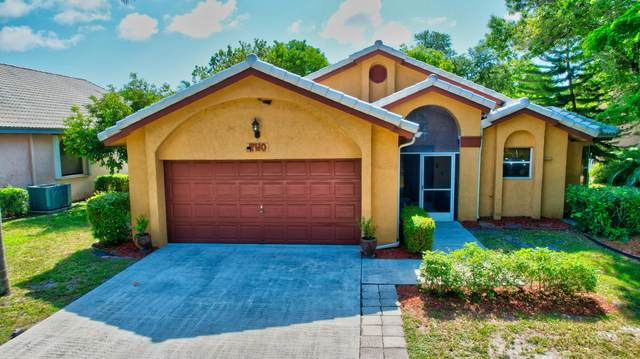 2 Lawrence Lake Drive, Boynton Beach, FL 33436 (MLS #RX-10713552) :: Berkshire Hathaway HomeServices EWM Realty