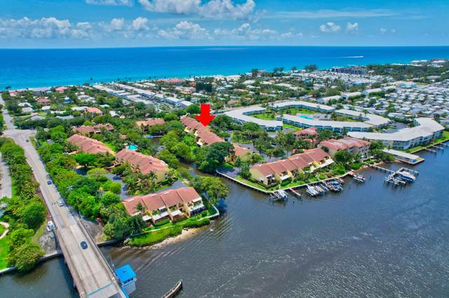 5566 N Ocean Boulevard 15C, Ocean Ridge, FL 33435 (#RX-10713553) :: Posh Properties