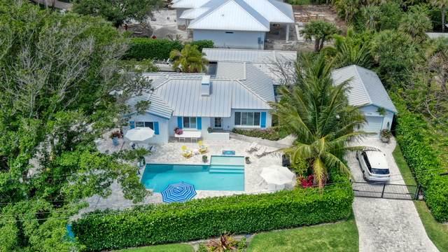 3708 Eagle Drive, Vero Beach, FL 32963 (MLS #RX-10713587) :: Berkshire Hathaway HomeServices EWM Realty