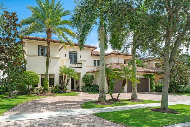 17538 Middlebrook Way, Boca Raton, FL 33496 (#RX-10713603) :: Michael Kaufman Real Estate