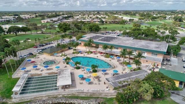 259 Saxony F #259, Delray Beach, FL 33446 (#RX-10713611) :: Posh Properties