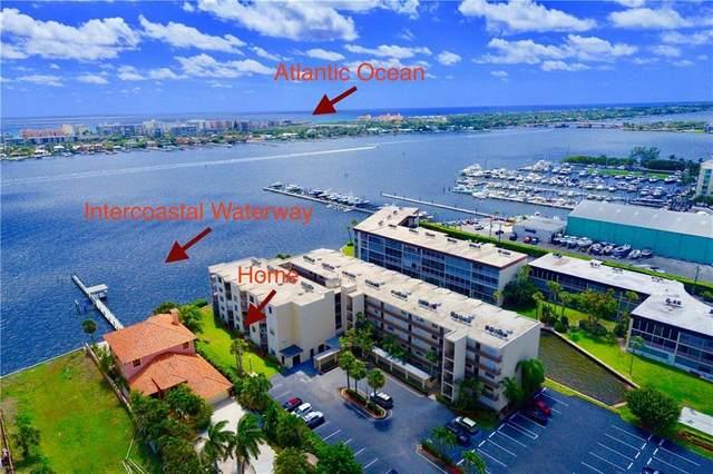 896 N Federal Highway #222, Lantana, FL 33462 (MLS #RX-10713624) :: Berkshire Hathaway HomeServices EWM Realty