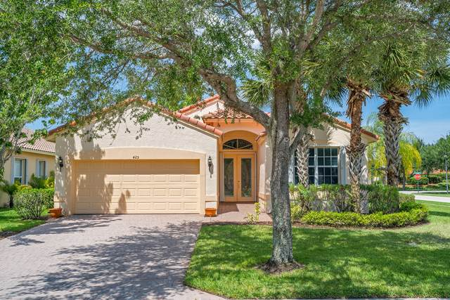 425 NW Springview Loop, Port Saint Lucie, FL 34986 (#RX-10713645) :: Real Treasure Coast