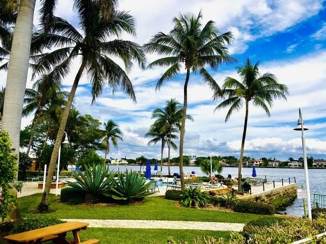 167 Yacht Club Way #304, Hypoluxo, FL 33462 (#RX-10713670) :: Posh Properties
