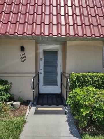 168 Amherst Lane #168, Lake Worth, FL 33467 (#RX-10713746) :: Baron Real Estate