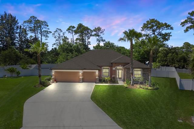 4823 Ashley Lake Circle, Vero Beach, FL 32967 (MLS #RX-10713748) :: Berkshire Hathaway HomeServices EWM Realty