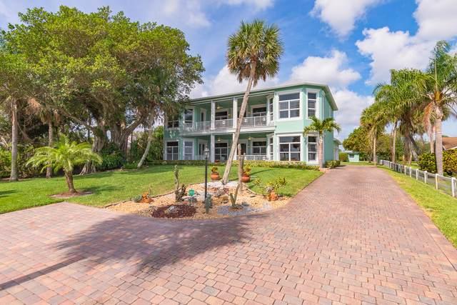 5109 S Indian River Drive, Fort Pierce, FL 34982 (#RX-10713756) :: Michael Kaufman Real Estate