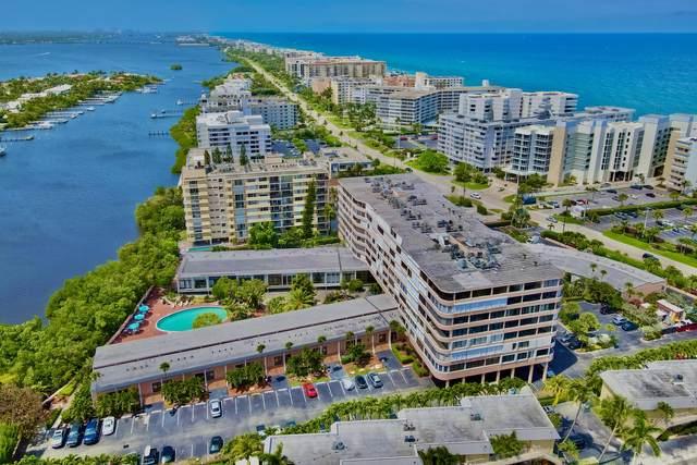 3589 S Ocean Boulevard L31, Palm Beach, FL 33480 (#RX-10713786) :: The Rizzuto Woodman Team