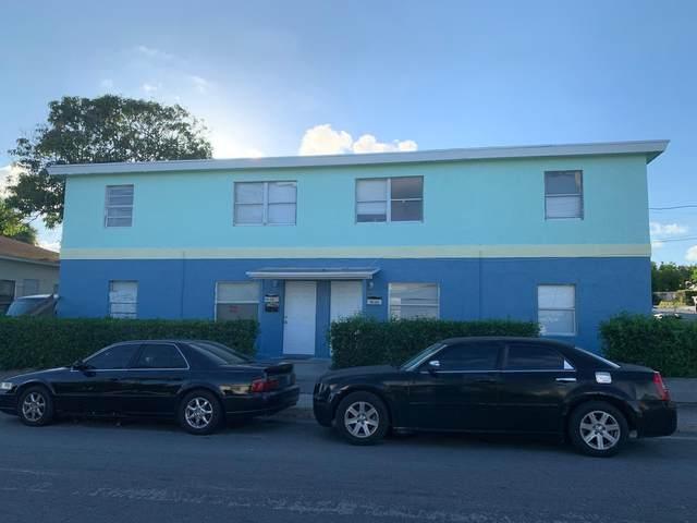 1913 Division Avenue, West Palm Beach, FL 33407 (#RX-10713790) :: Posh Properties