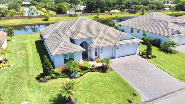 4777 Four Lakes Circle SW, Vero Beach, FL 32968 (#RX-10713819) :: Baron Real Estate